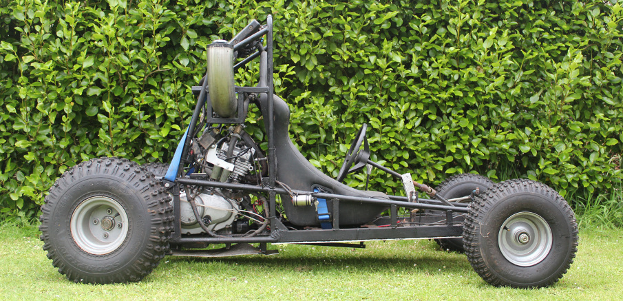 Go Kart - Henry Daly Design